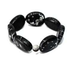 Island Resin Bracelet