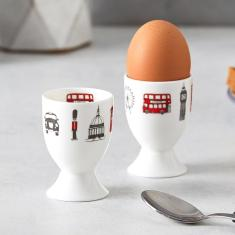 London Skyline Egg Cup