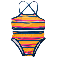 Girls' bikini set in sunshine (various colours)