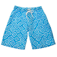 Boys' chlorine-resistant boardshorts in Iluka (various colours)