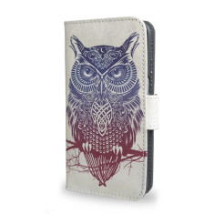 Warrior Owl Samsung Galaxy S7/S7 Edge Phone Case