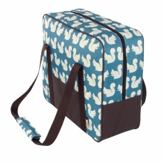Kissing Squirrels Insulated Large Cool Bag