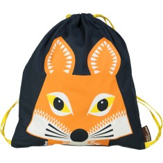 Organic cotton Fox rucksack
