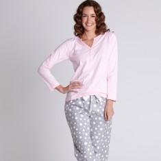 Mt Hotham flannelette pyjama set