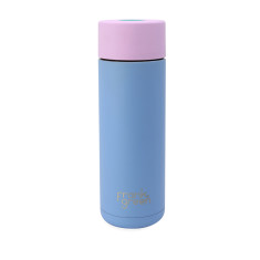 Frank Green Stainless Steel Smart Bottle 20oz - Little Boy Blue / Pink Lavender / Arcadia Water Bottle
