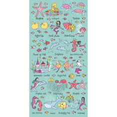 Tyrrell Katz Under The Sea Towel