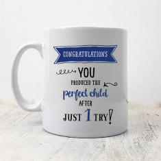 Perfect child mug