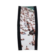 Pencil skirt in Bondi jam