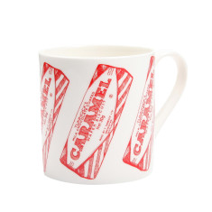 Tunnock's caramel wafer repeat mug