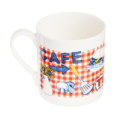 Greasy spoon mug