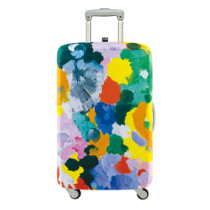 LOQI museum collection luggage cover irish poem