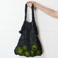 Fairtrade Market Bag Black