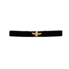 The Grand Bee Choker - Gold