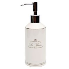 Parisian style soap or lotion dispenser