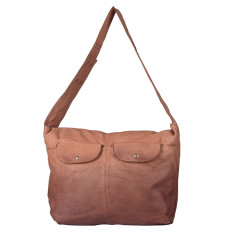 Into the wild satchel or slouch bag