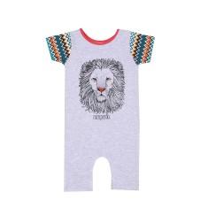 Lion Baby Romper (Onesie)