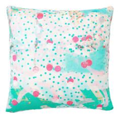 Aqua amigo cushion cover