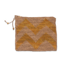 Brice raffia clutch (various colours)