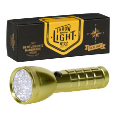 Gents hardware flashlight