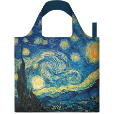 LOQI reusable bag in museum collection (various designs)