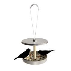 Birdy to go birdfeeder