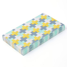 Crosses napkin (3 packs of 20)