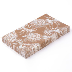 Gold our lieu pineapple napkins (3 packs of 20)