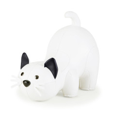 Zuny bookend cate white