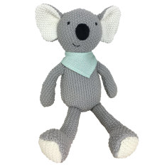 Weegoamigo Pearl Knit Toy - Koala