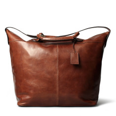The Fabrizio Finest Italian Leather Travel Bag