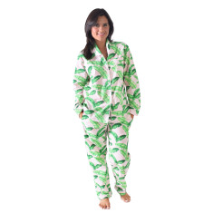 Tropical punch women's pj pants