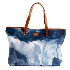 Midnight Ink Shopper Bag