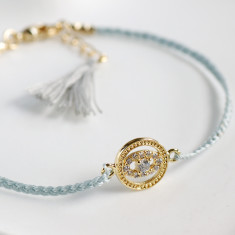 Lucky Eye Friendship Bracelet