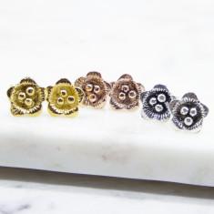 Bloom Stud Earrings