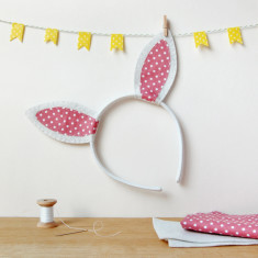 Make Your Own Rabbit Ears Craft Kit
