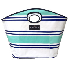 Nantucket beach tote bag