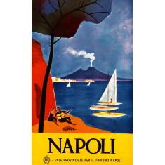 Napoli vintage wall tile