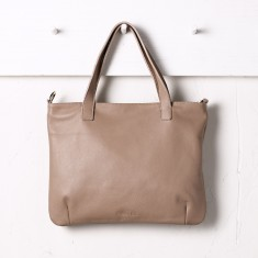 Natalia Handbag in Almond