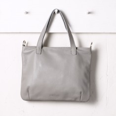 Natalia handbag in grey