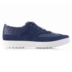 Urban range men's shoes in navy blue