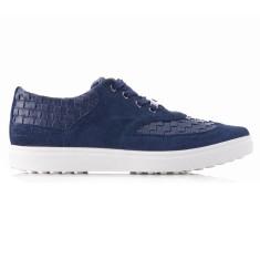 Urban range men's shoes in navy blue