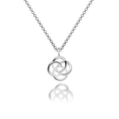Small Love Knot Necklace