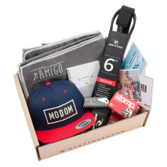 The ultimate surf wear gift pack
