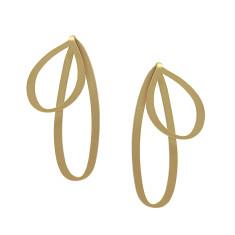 Bow Stud Earrings