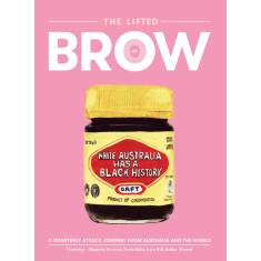 The Lifted Brow magazine subscription (quarterly for 1 year)