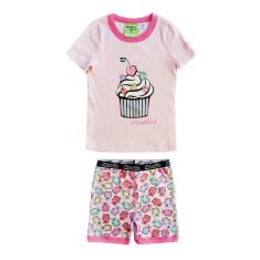 Cupcake Short John set