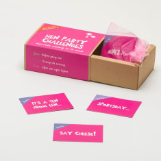 Hen Party Challenges Game