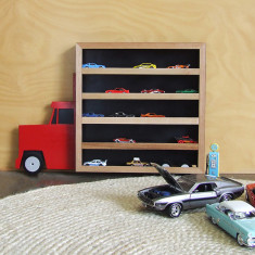 Truck Wall Shelf