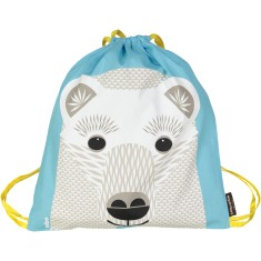 Organic cotton Polar Bear rucksack