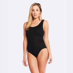 Mia Bodysuit In Black